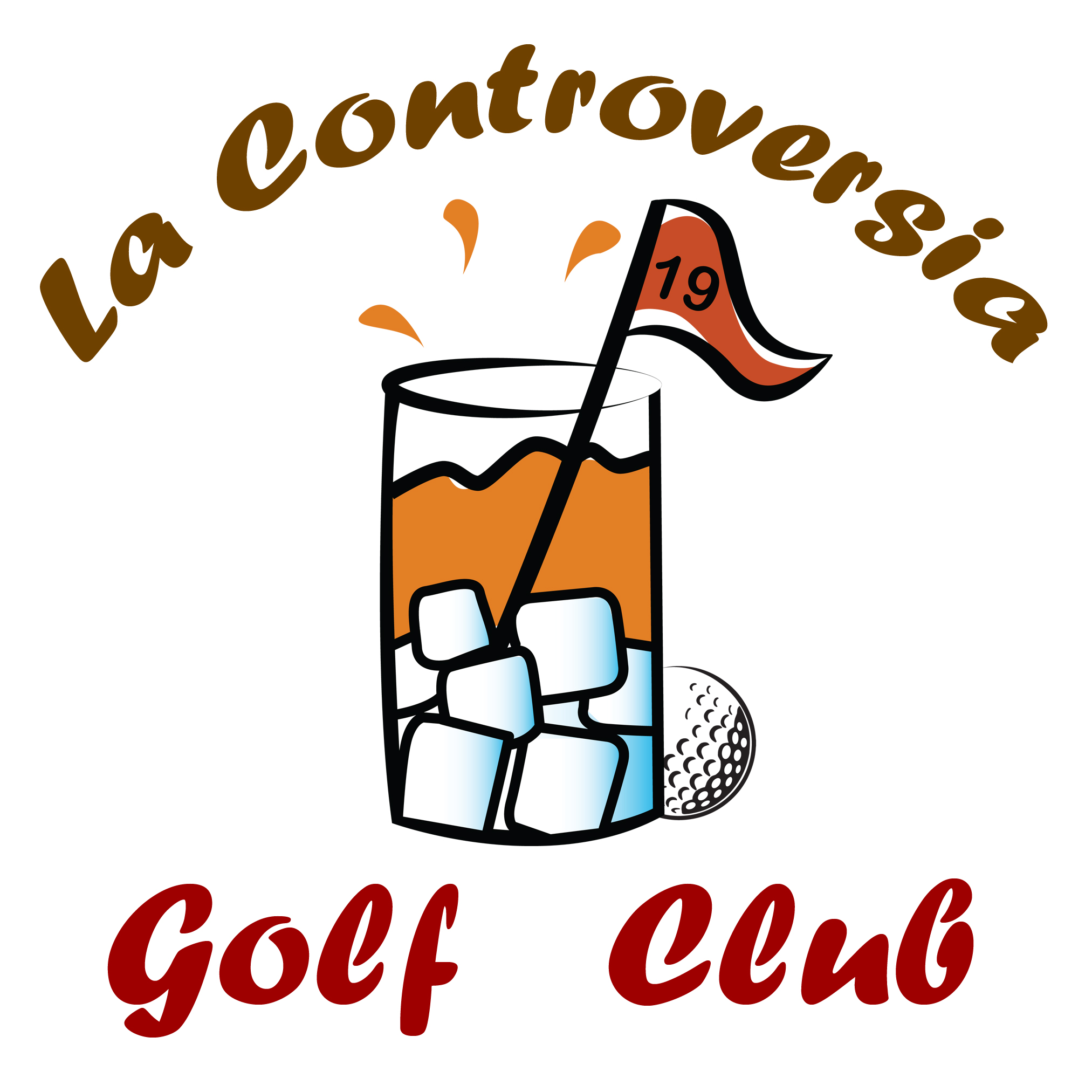 Logo La Controversia Golf Club COLOR